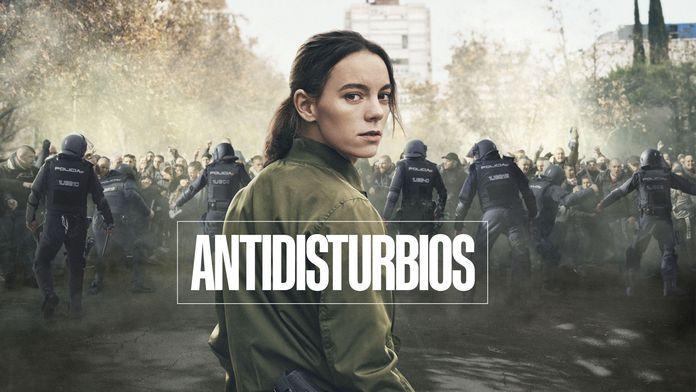 Antidisturbios : Découvrez les personnages de la nouvelle série Polar+