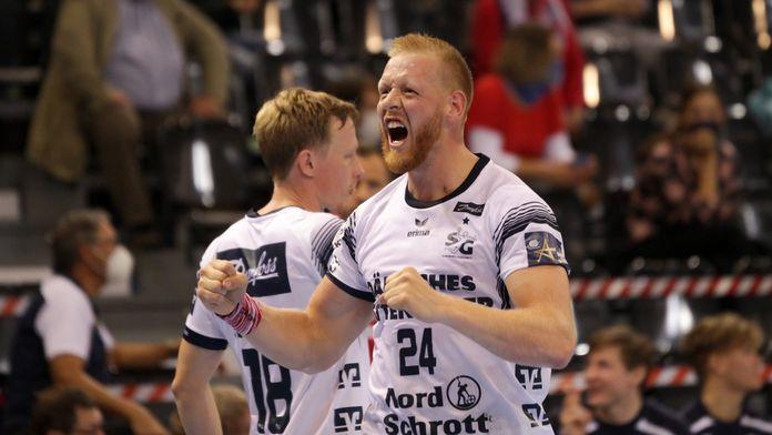Hit w Bundeslidze piłki ręcznej: THW Kiel - SG Flensburg-Handewitt