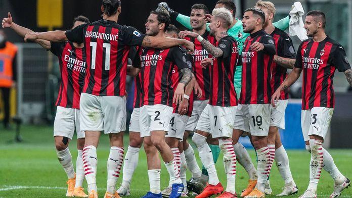 Serie A: hit pod Wezuwiuszem. Napoli kontra Milan