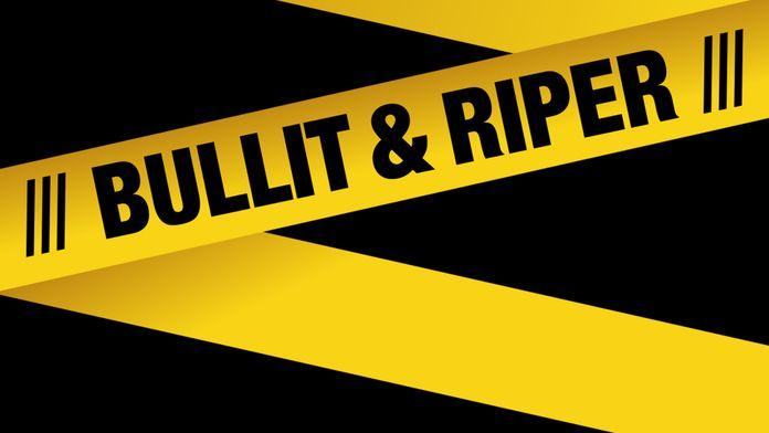 BULLIT ET RIPER, nouvelle Création Décalée CANAL+ en enregistrement.