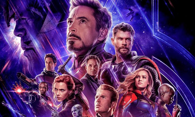 Affiche Avengers: Endgame