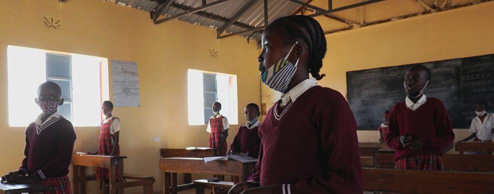 ENQUÊTE D'AFRIQUE : LA RÉPUBLIQUE DES FEMMES AU KENYA