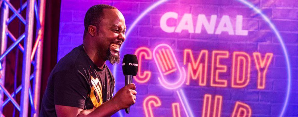 CANAL COMEDY CLUB À DOUALA