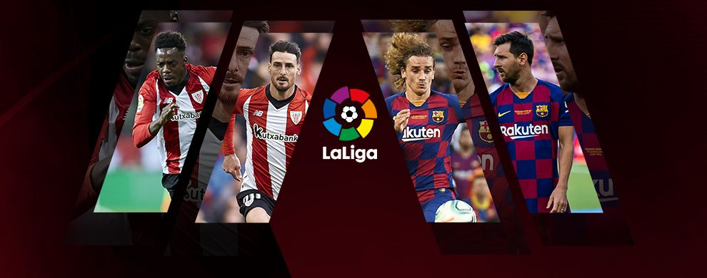 REPRISE DE LA LIGA - ATLETICO BILBAO / FC BARCELONE
