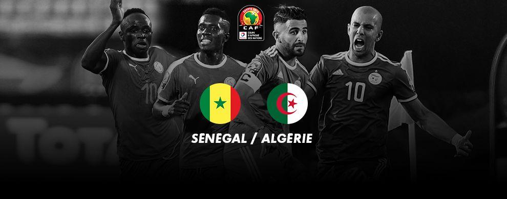 FINALE DE LA CAN TOTAL, EGYPTE 2019