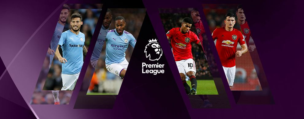 MANCHESTER CITY / MANCHESTER UNITED