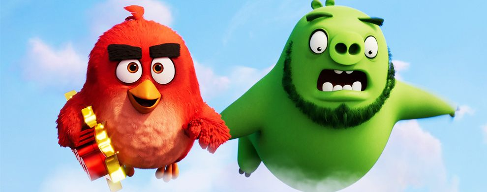 ANGRY BIRDS 2 : COPAINS COMME COCHON