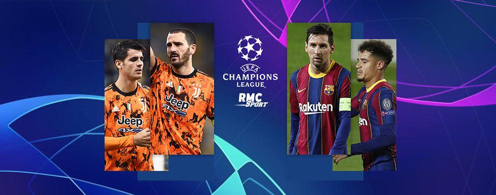 LIGUE DES CHAMPIONS DE L'UEFA -  JUVENTUS / FC BARCELONE