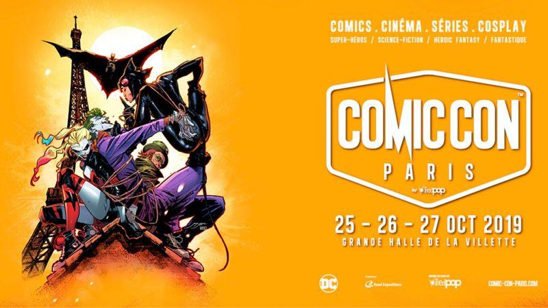 La Création Décalée au Comic Con