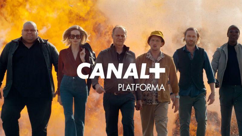 CANAL+ PLATFORMA