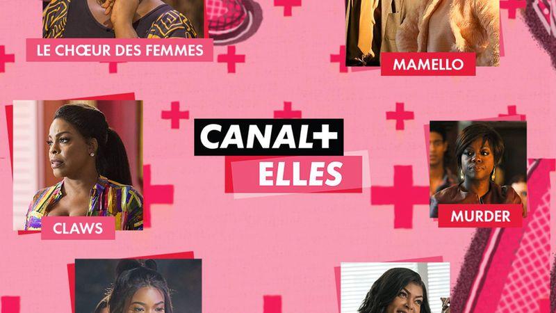 CANAL+ Elles : pour les femmes