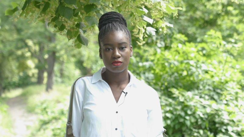 Aicha raconte son VIE en Côte d'Ivoire