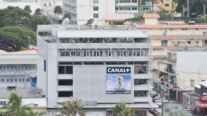 Nouvelle Calédonie, CANAL+INTERNATIONAL