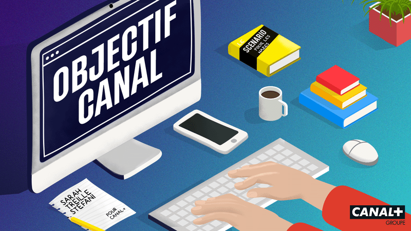 Objectif CANAL, notre podcast